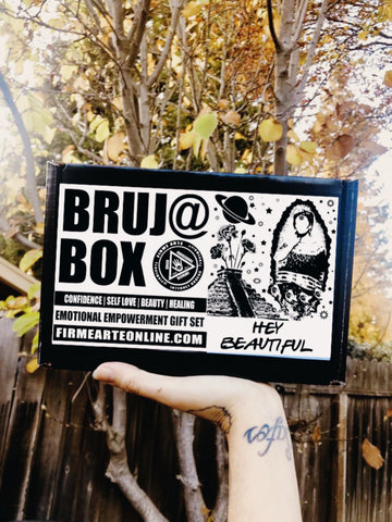 Bruj@ Box | Hey Beautiful |  Emotional Empowerment | Gift Set