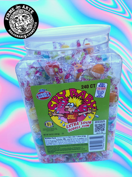 Candy & Snacks | Cry Baby Sour Gumballs