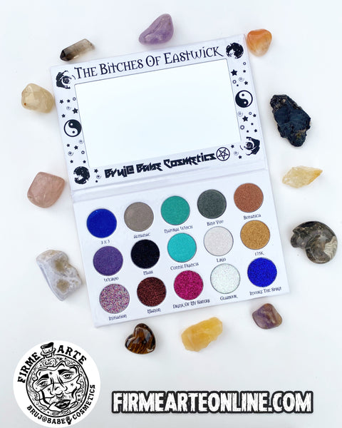 Eye Worship | Palette | The Bitches Of Eastwick Palette