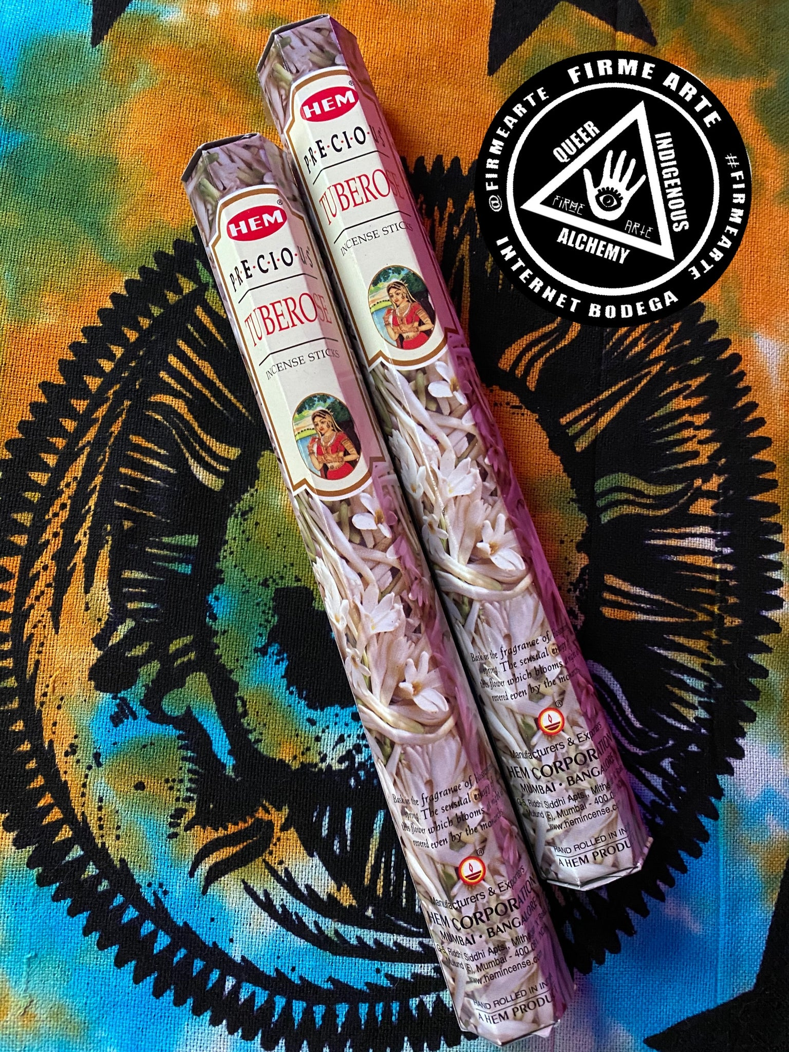 Incense sticks | Tuberose