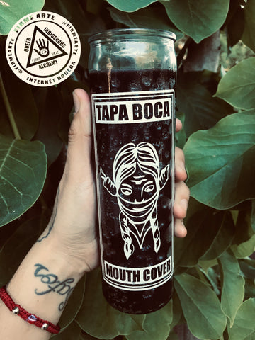 Ritual Candle | Tapa Boca | Shut Your Mouth