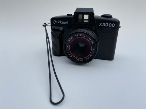 Vintage Camera | Quickshot X3000 | 35mm