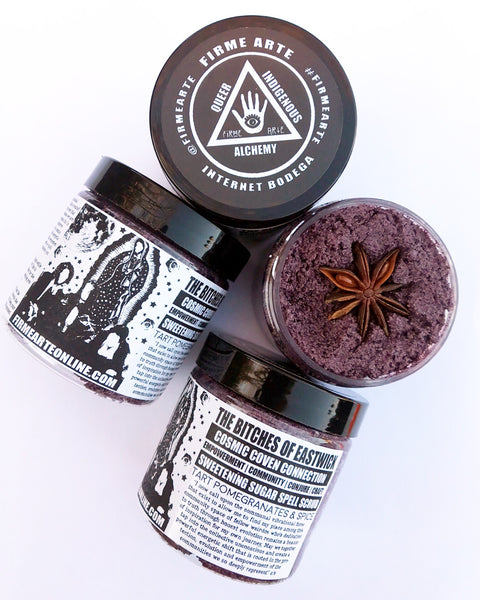 Sugar Spell Scrub | The bitches of Eastwick | Cosmic coven connection