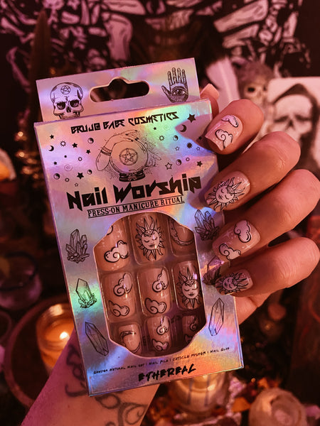 Nail Worship | Manicure Ritual | Ethereal