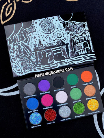 Ritual Colour | The Bodega Palette