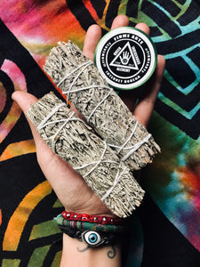 Botanical Bundle | Mountain Sage + Copal De Oro