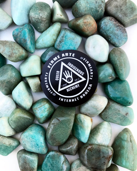 Crystals | Amazonite - Tumbled