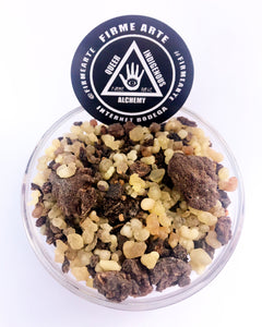 Frankincense & Myrrh | Raw Ritual Incense Resin