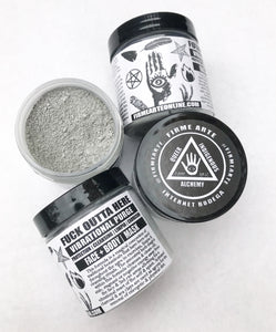 Face Mask | Fuck outta here | Vibrational Purge
