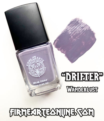 Nail Worship | Crystal Infused | Ritual Colour | Drifter