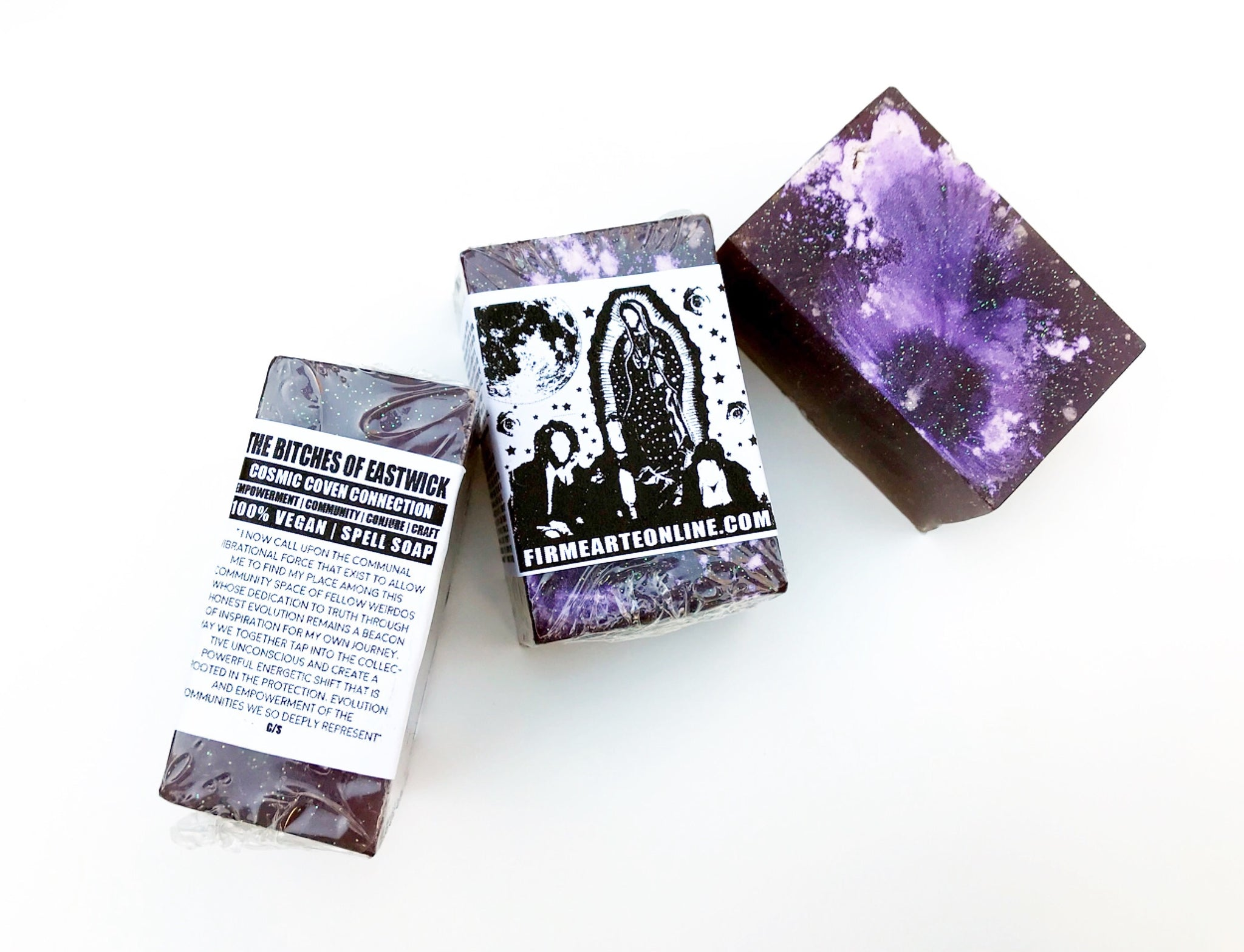 Spell Soap | The Bitches Of Eastwick | Cosmic Coven Connection