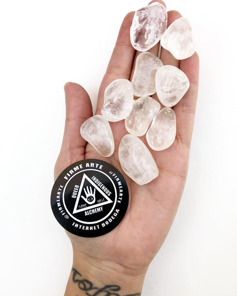 Crystal | Clear Quartz - Tumbled