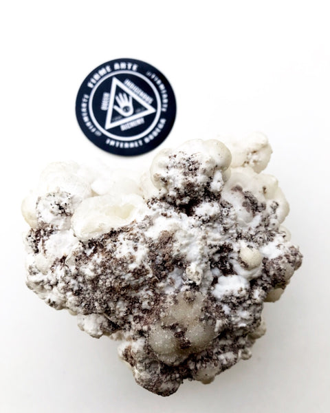 "White Calcite ""Brain"""