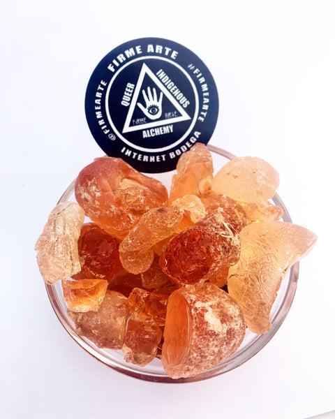 Raw Ritual Incense Resin | Gum Arabic