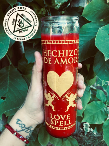 Ritual Candle | Love Spell