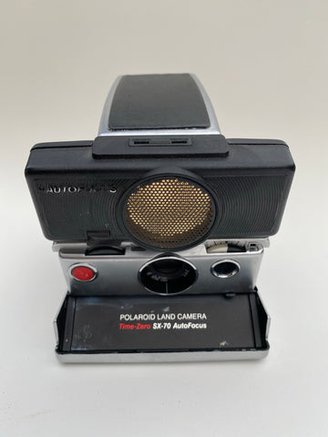 Vintage Camera | Polaroid Land Camera SX-70 Autofocus