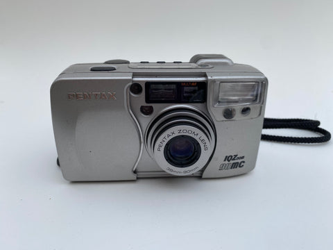 Vintage Camera | Pentax IQZoom 90mc | 35mm | Automatic