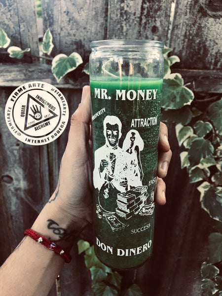 Ritual Candle | Mr Money