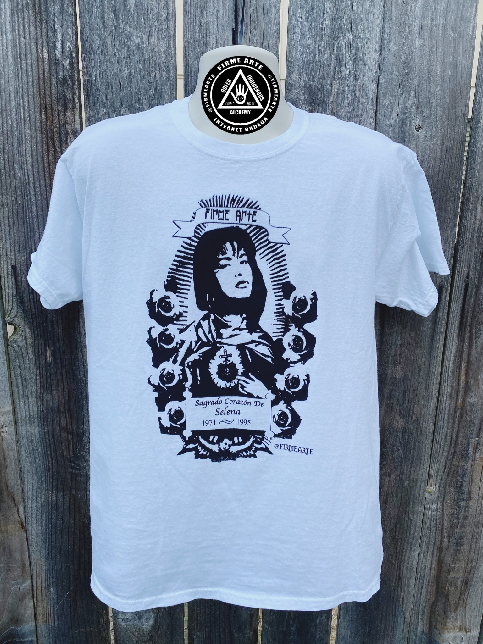 Spell Shirt | Sagrado Corazon De Selena | Limited Edition