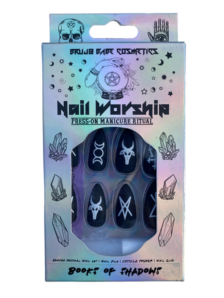 Nail Worship | Manicure Ritual | Books Of Shadows