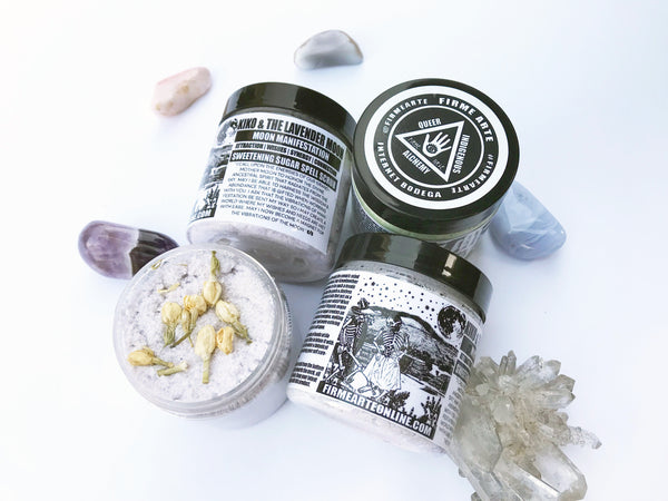 Sugar Spell Scrub | Kiko & The Lavender Moon | Moon Manifestation