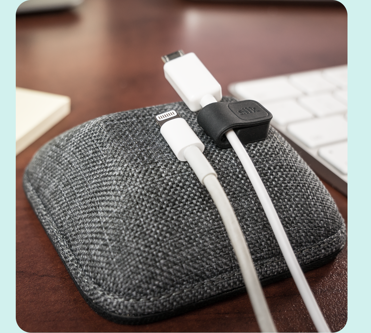 Cable Wrangler: Keep your cables where they belong