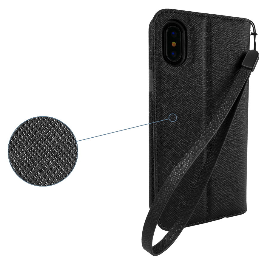 Folio Wallet - Full Protection & Security Band