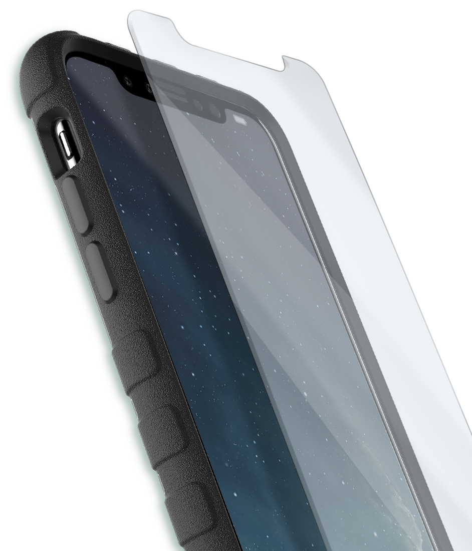 Silk Armor - Includes Tempered Glass Screen Protector