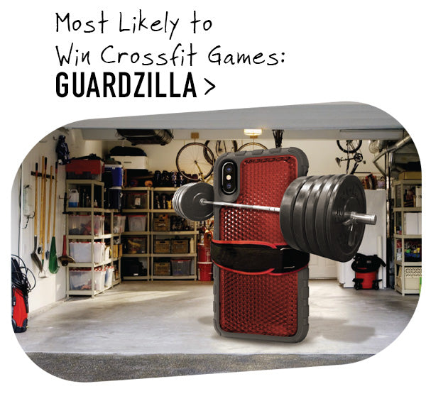 Most Likely to Win Crossfit Games: GUARDZILLA