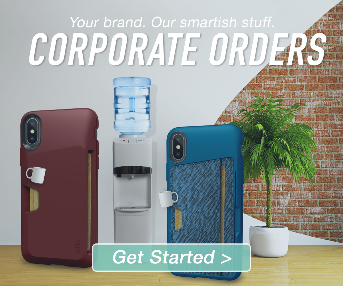 Corporate orders - make your swag smartish