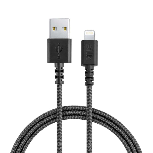 Bolt 45 - Fabric Wrapped Lightning Cable