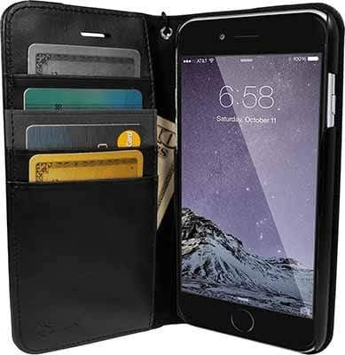 Keeper of the Things - Folio Wallet Case for iPhone 6/6s Plus