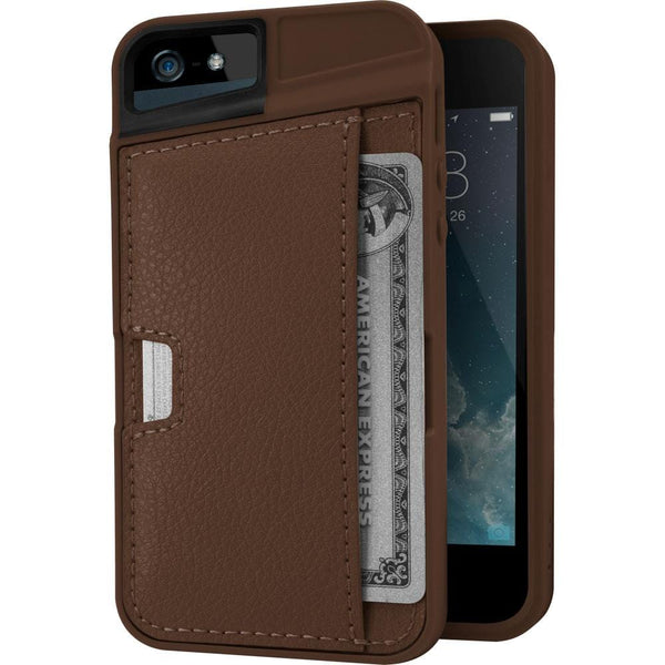 "Q Card Case for iPhone 5/5s/SE (2016) ""Wallet Slayer Vol. 2"" (CM4)"