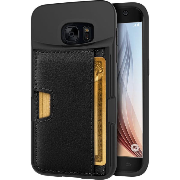 "Q Card Case for Galaxy S7 Edge ""Wallet Slayer Vol. 2"" (CM4)"