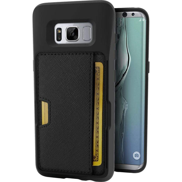 "Q Card Case for Galaxy S8 Plus / S8+ ""Wallet Slayer Vol. 2"" (CM4)"