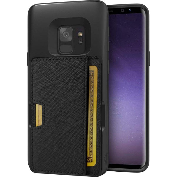 "Q Card Case for Galaxy S9 & S9+ ""Wallet Slayer Vol. 2"" (CM4)"