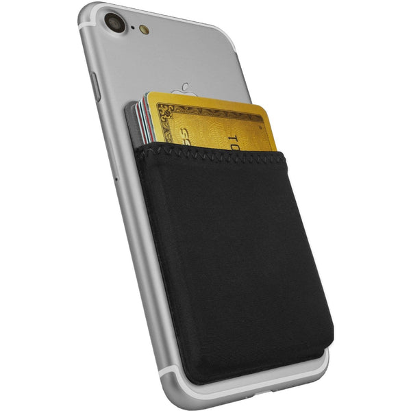 Sidecar Stick-On Phone Wallet (fits iPhone & Galaxy)