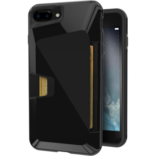 Vault Armor Tough Wallet Case for iPhone 7/8 Plus