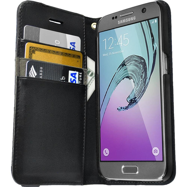 "Folio Wallet for Galaxy S7 Edge ""Keeper of the Things"""