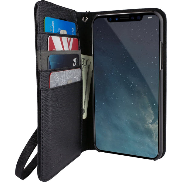 Keeper of the Things - Folio Wallet Case for iPhone X / XS