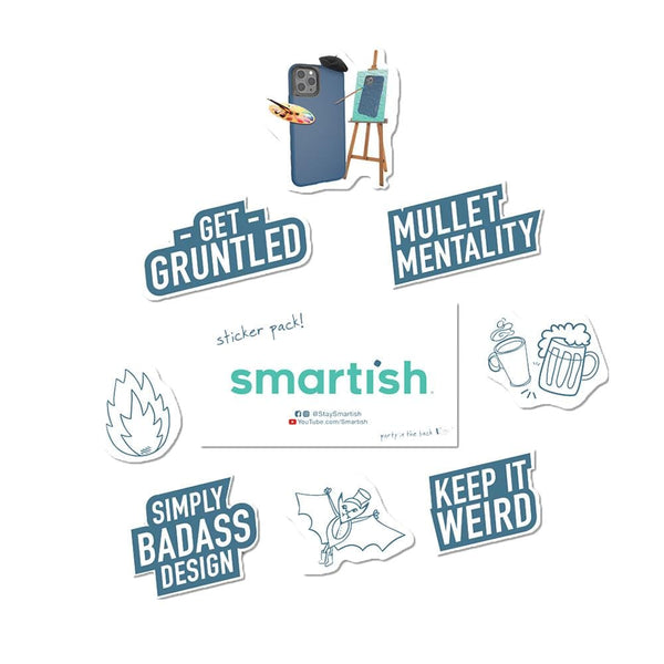 Smartish Sticker 10-Pack