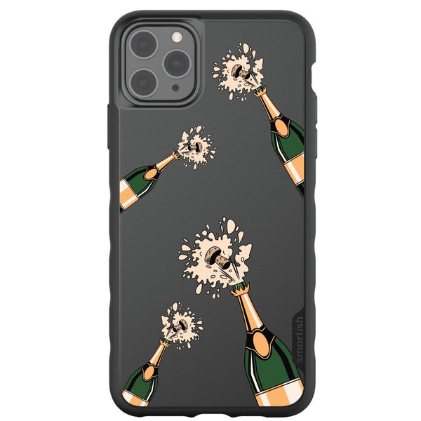 Poppin' Bottles iPhone Case by Smartish