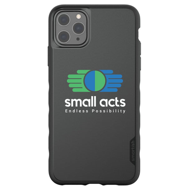 Small Acts iPhone Case by Smartish