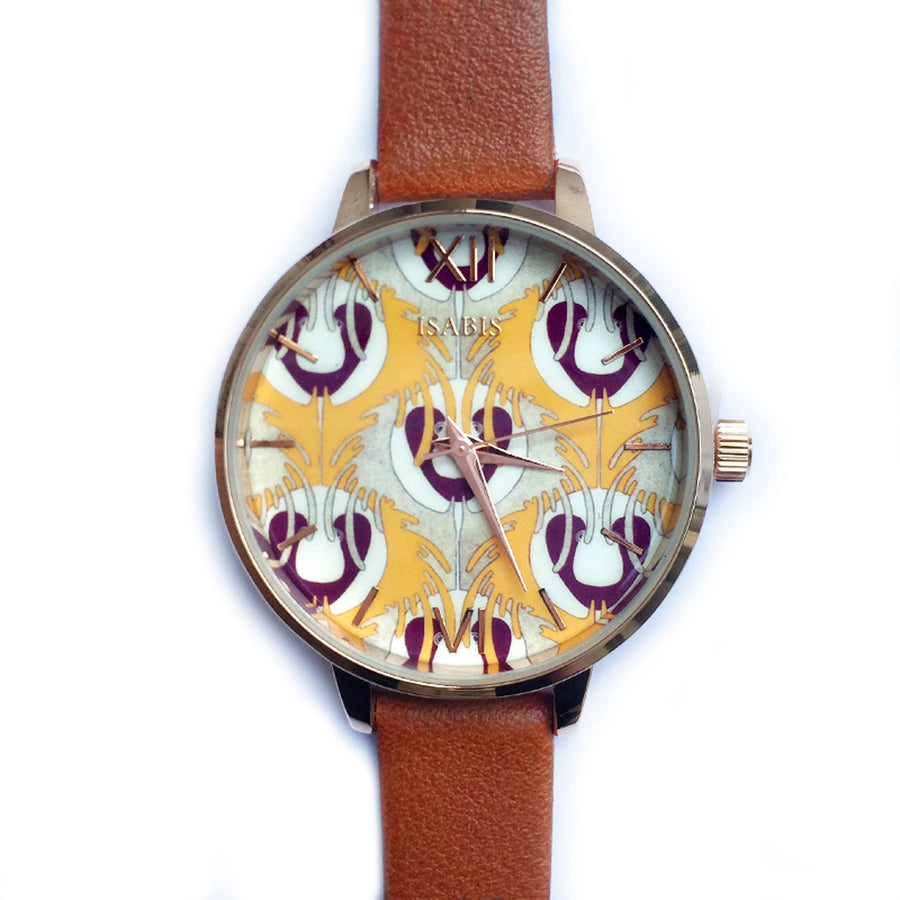 PURPLE HEART Isabis Watch
