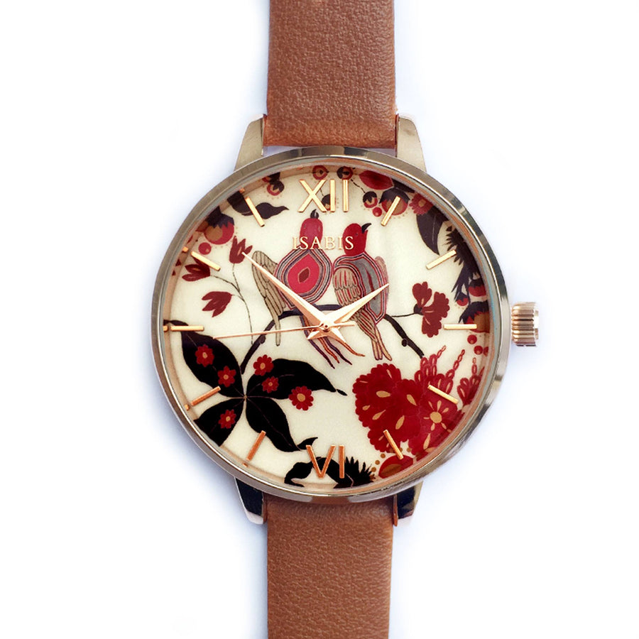 LOVEBIRDS Isabis Watch