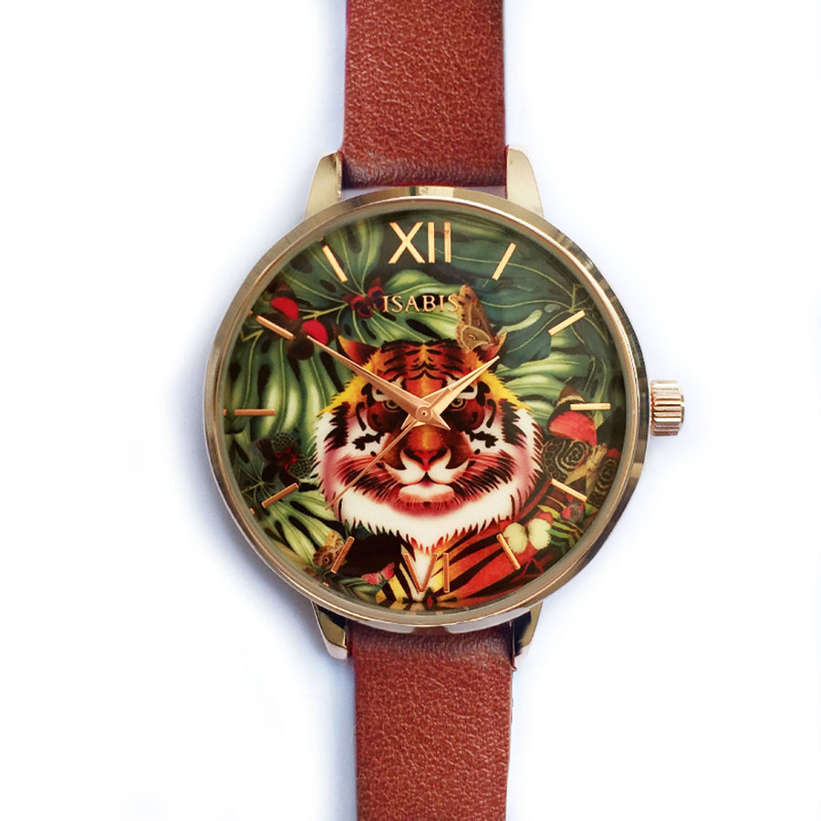 LUSH TIGER Isabis Watch