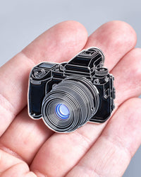 Digital Medium Format Camera Pin #1