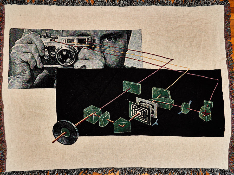 Rangefinder Diagram Blanket (80