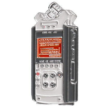 Zoom H4N Audio Recorder Pin