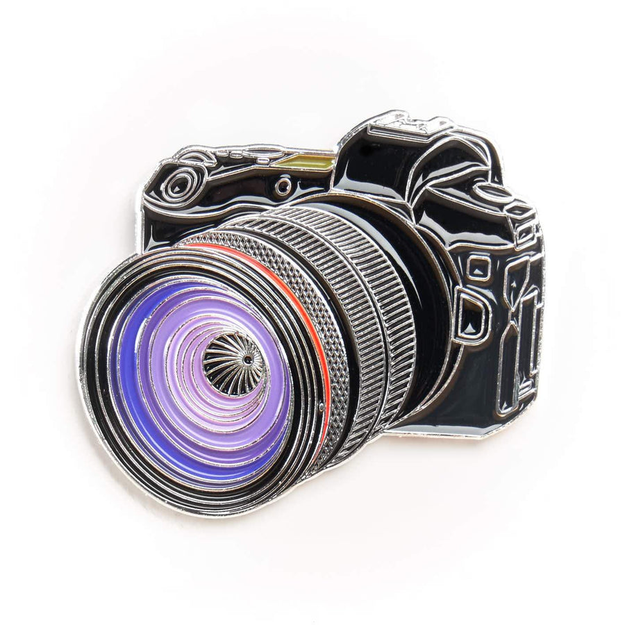 R Digital Mirrorless SLR Camera Pin #6